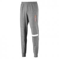 Calça Moletom Puma Red Bull Logo Sweat Pants Masculina - Masculino