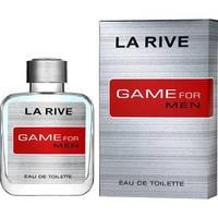 Game For Man de La Rive Eau de Toilette 100ml Masculino