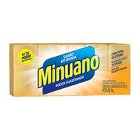 Sabão em Barra Minuano 1Kg