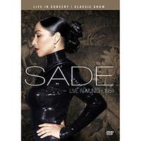 Sade:Live In Munch 1984 - Multi-Região / Reg. 4