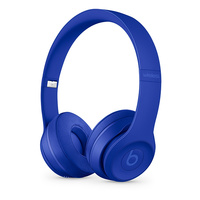 Fone de Ouvido Beats Solo3 Supra-Auricular Neighbourhood Collection Wireless Azul Onda