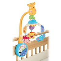 Móbile Fisher-Price Zoo Musical W9913