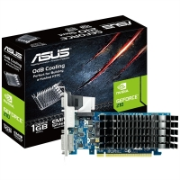 Placa de Vídeo ASUS Nvidia GeForce 210 1GB GDDR3 PCI Express 2.0