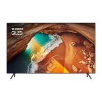 Smart TV LED 55 Samsung QN55Q60RAGXZD QLED 4K com Conversor Digital Integrado