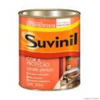 Tinta Esmalte Brilhante Cor e Proteção Suvinil Marfim Nobre 900 ml