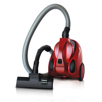 Aspirador de Pó Black&Decker Tipo Ciclone A4V Vermelho 110V