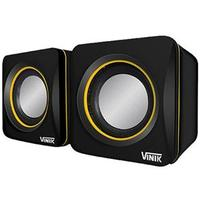 Mini Caixa de Som Vinik Multimídia 2.0 Usb 6w Rms VS-101