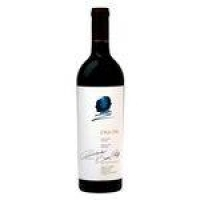 Vinho Opus One Tinto 750 Ml
