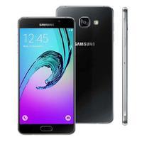 Smartphone Samsung Galaxy A7 2016 Duos SM-A710M/DS Desbloqueado GSM Dual Chip 4G Android 5.1 16GB