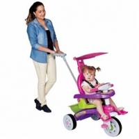 Triciclo Magic Toys Fit Trike 3339 Rosa