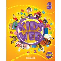 Kids' Web 3 - Livro do Aluno 2ª edição