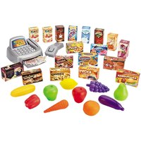 Mercadinho De Brinquedo Completo Magic Toys Super Market