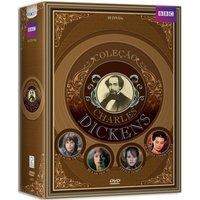 BBC Coleção Charles Dickens 10 DVDs - Multi-Região / Reg.4