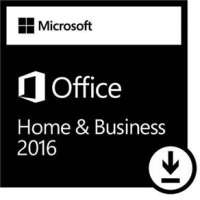 Microsoft Office Home Business 2016 Download 1 PC