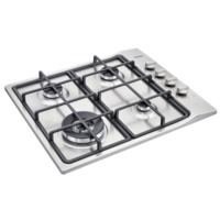 Cooktop a Gás Tramontina Square 4 GX HE Safestop 60 cm 94701214