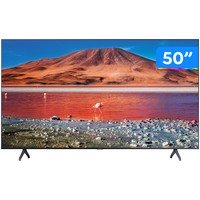 Smart Tv 4k Led 50 Samsung Un50tu7000gxzd Wi fi Bluetooth Hdr 2 Hdmi 1 Usb