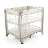 Berço Portátil Mini Play Pop Beige Safety 1st