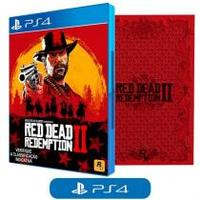 Red Dead Redemption 2 - Take Two Playstation 4 Sony