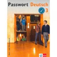 Passwort Deutsch 3 - Kursbuch Und Ubungsbuch - Mit Audio-CD