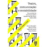 Teatro, Comunicação E Sociabilidade