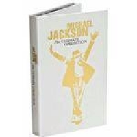 Michael Jackson The Ultimate Collection 4 Cds - DVD - Livro
