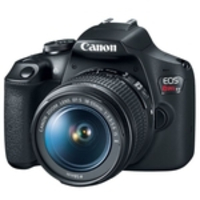Câmera Digital Eos T7+ Com Lente 18-55mm Canon