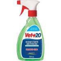 Desinfetante Bactericida Vet + 20 Pronto Uso Spray - 500ml