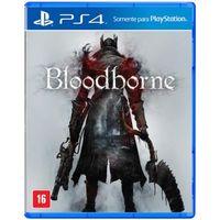 Bloodborne Playstation 4 Sony