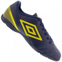 Chuteira Futsal Umbro ID Striker III Adulto Azul Escuro  9656ae2cf202b