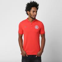 b419c80b35 Camisa Polo Nike Internacional League Authentic Masculina Vermelha ...