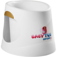 Banheira para Bebê Ofurô Baby Tub Branca