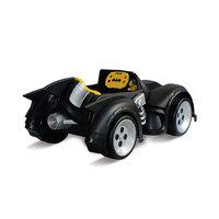 Carro Elétrico Bandeirante Batman 6v Preto e Amarelo