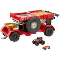 Hot Wheels Monster Trucks Reboque Radical - Gfr15
