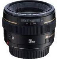 Lente Canon 50mm f/1.4 USM