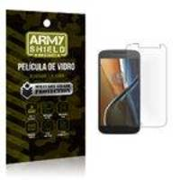 Película De Vidro Motorola Moto G4 - Armyshield