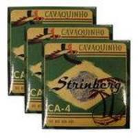 Encordoamento Strinberg CA-4 para Cavaquinho