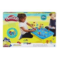 Brinquedo Hasbro Mesa De Atividades Play Doh B9023