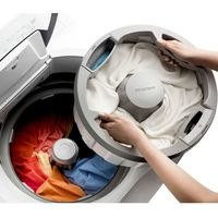 Lavadora Brastemp BWD15ABBNA Double Wash 15kg 220V