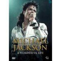 DVD Michael Jackson - A Wonderful Life