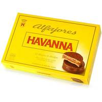 Caixa de Alfajor Havanna Chocolate 12 Unidades