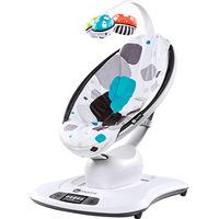 Cadeira de Descanso com Movimentos 4Moms Mamaroo 3.0 Plush