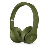 Fone de Ouvido Beats Solo3 Supra-Auricular Neighbourhood Collection Wireless Verde Militar