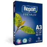 Papel Sulfite A3 75gr. 297 X 420mm Premium Pt 500fls - Report