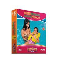 Colete Inflável Infantil Mor Amarela