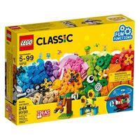 Lego Classic Engrenagens 244 Peças 10712