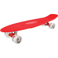 Skate Cruisers 4Fun 27 4 Fun Skateboards Red
