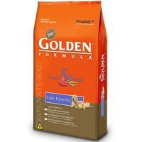 Ração Golden Filhotes Carne e Arroz 15kg