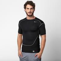 68dc79ff2c Camisa de Compressão Nike Pro Combat Hypercool 3.0 Masculina Preta ...