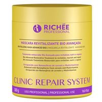 Máscara Revitalizante Richée Professional Clinic Repair System 500g