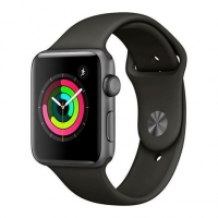 Apple Watch S3 Relogio Series 3 GPS Cinza 42mm
